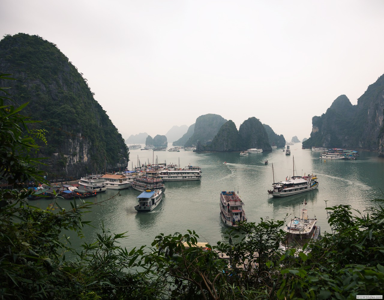 - Ha Long Bay 2012 -